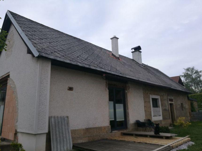 Oprava střechy - falcovaná krytina Rapid